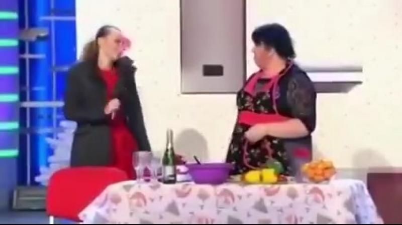 КВН. Семья Кортунковой встречает Новый год.
