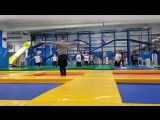 Секции по акробатике на батуте Sky Trip