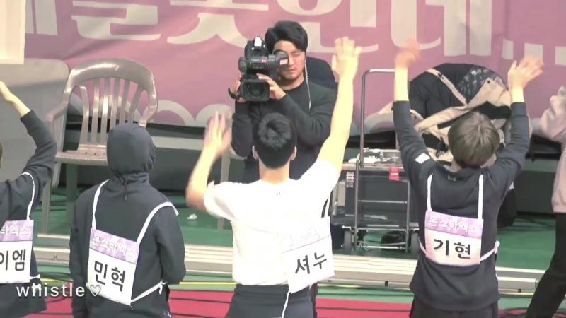 [VK][15.01.18][Fancam] ISAC 2018 Idol Star Athletics Championships