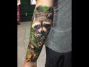 Идеи татуировок (Мастер Ben Kaye)