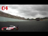 12 OVERTAKES ON THE OPENING LAP! #Nissan #GTR Beast mode at Barcelona