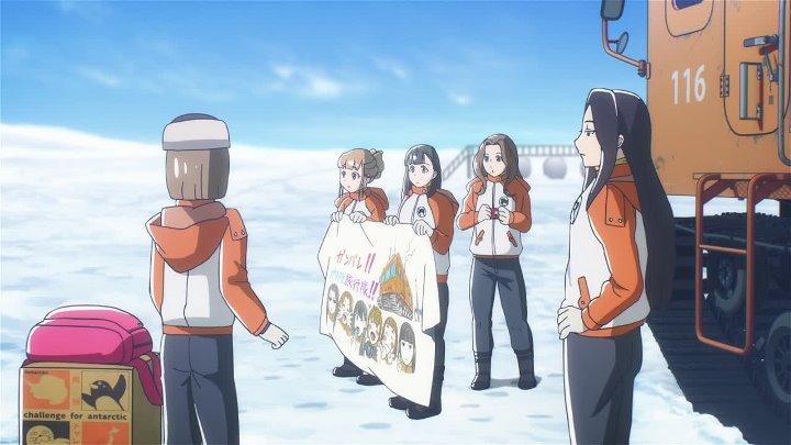(Без рекламы) Место за пределами вселенной - 12 серия [Kansai STUDIO]