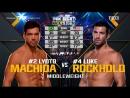 UFC 221 Free Fight Luke Rockhold vs Lyoto Machida