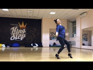 "Alicia Keys ""When You really Love someone "" 👠Choreography by Alina Barilova 🌹"
