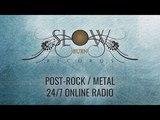 POST-METAL POST-ROCK SLUDGE METAL Music 247 Radio Live Stream Broadcast by SLOW BURN RECORDS