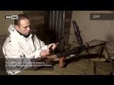 Жизнь на линии фронта в перерывах между обстрелами и боями