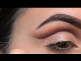 Учимся несложному восточному макияжу ??✨