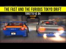 Grand Theft Auto 5 - Tokyo Drift Toretto VS DK