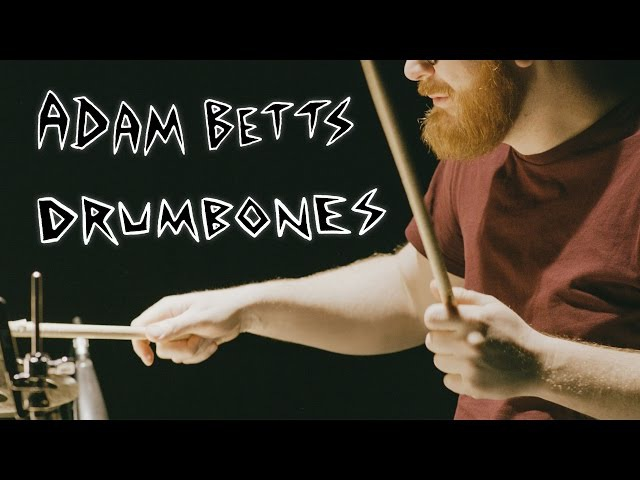 Drumbones - Adam Betts - Colossal Squid