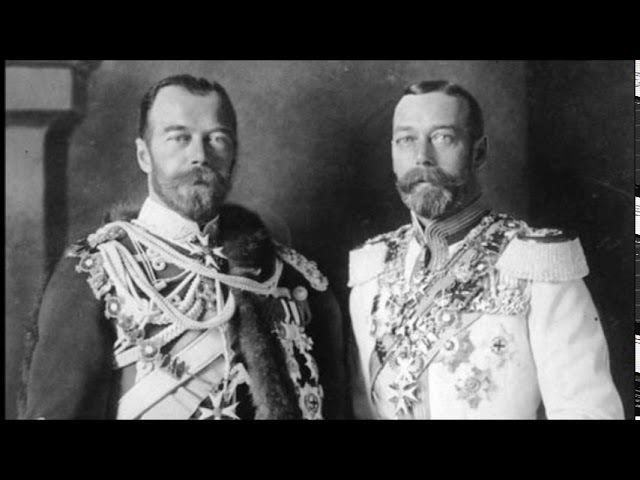 Виндзоры vs Романовы. Почему Георг V предал Николая II