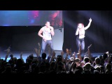 ESCKAZ in Madrid Valentina Monetta and Jimmie Wilson (San Marino) - Spirit of The Night