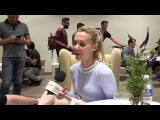 ESCKAZ in Madrid Interview Kasia Mo