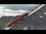 1986 Audi Quattro Ski Jump Commercial