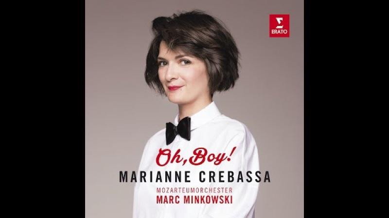 Marianne Crebassa records Offenbach Voyez dans la nuit brune