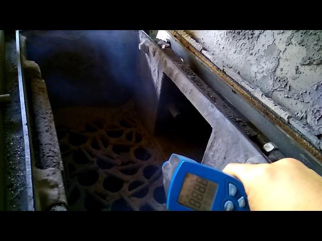 Пеллетный котел. Автоматическая подачей топлива. КПД 95. Работает на лузге. DM-STELLA ...
