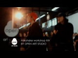 Milkshake workshop XIV by Open Art Studio