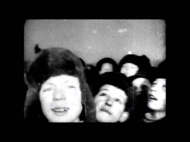 Ленинград. Салют. (27 января 1944 года)