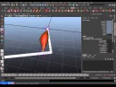Introduction to Maya Muscle Part 3 Adjusting Jiggle Parameters