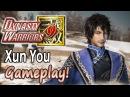 真・三國無双8 / Dynasty Warriors 9 | Xun You Gameplay