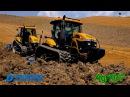 RIPUNTATORI RIGIDI e IDROPNEUMATICI RAPTOR 7 - DI RAIMONDO | 2x Challenger MT765D HILL WORK