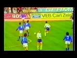 1982 Friendly - East Germany v. Italy