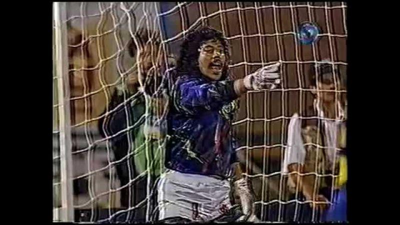 1995 Copa América - Brazil v. Colombia