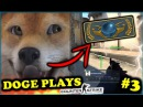 WHEN DOGE PLAYS CSGO 3! BEST OF DOG MOMENTS Stream, Fails, Rage Funny Moments