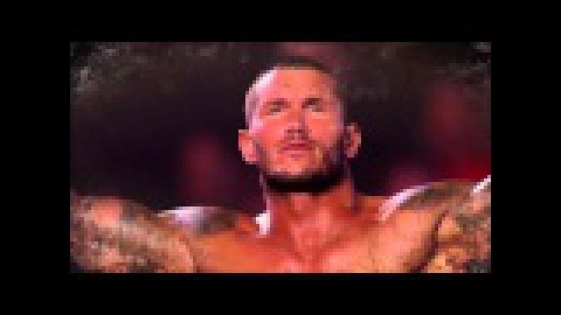WWE Randy Orton Theme Song Titantron 2017