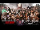 Dead or Alive 5: Last Round - Attack on Titan Mashup Set