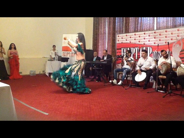 Sokolova Svetlana. Egypt cup 2016. Moscow. Oum Kalthoum Improvisation Adults.