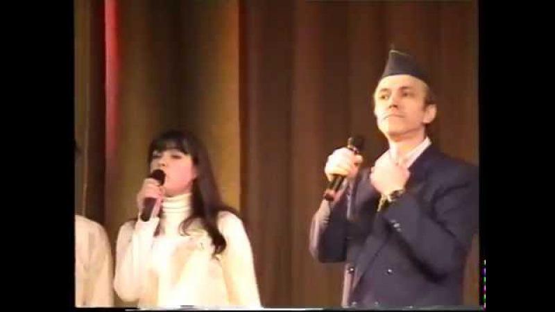 Рок-опера Стармания в исп. Хора Ж.Брассенса- Starmania par le Choeur Brassens -ЕСТЬ ТАЙМИНГ