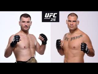 UFC 216: MIOCIC VS VELASQUEZ ufc 216: miocic vs velasquez