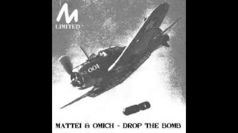 Mattei Omich - Drop the Bomb (Original Mix)