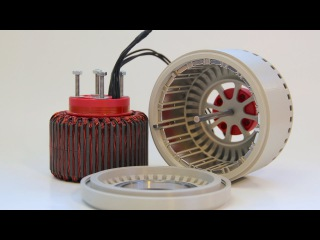 600 Watt, 3d-printed, Halbach Array, brushless DC electric Motor 600 watt, 3d-printed, halbach array, brushless dc electric moto