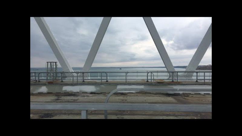 КрымскийМост_Live. Большой десантный корабль