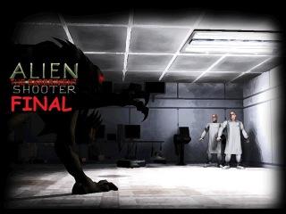 Alien Shooter Эксперимент 3 - Реванш (ФИНАЛ)