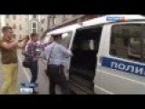 Против Эраста Матаева возбудили уголовное дело за избиение девушки в центре Москвы!!!