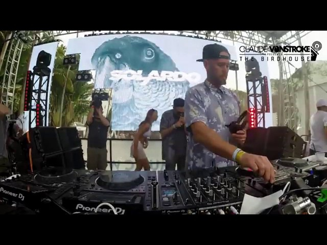 Skream b2B Solardo Live from Claude VonStroke presents The Birdhouse Miami
