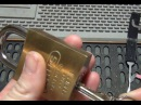 (175) MrN8007's Abus Challenge Lock SPP'd Gutted (Cuss words included. No charge.)