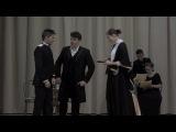 Благотворительный спектакль Вся жизнь подвиг Сергей и Николай Вавиловы