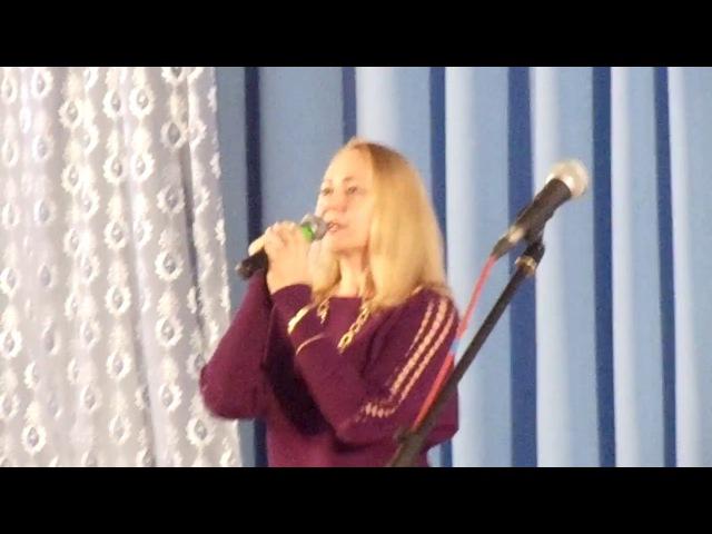 Поёт Людмила Мадина!