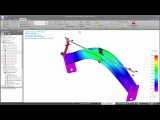 Simulation and Optimization of CAD Design in Solid Edge