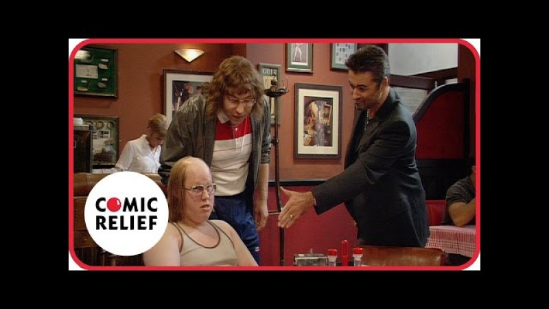 Little Britain meets George Michael | Comic Relief