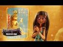 Добро пожаловать в Монстр Хай: знакомство с Клео! Мультфильм Monster High на русском