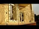 Перила 34 Изготовление кованых перил в Днепропетровске в Днепре
