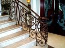 Перила 63 Изготовление металлических перил для лестницы в Днепре в Днепропетровске перила из металл