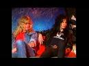 WASP Blackie Lawless Chris Holmes Blind in Texas interviewed by Amanda Redington 1985 720p