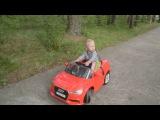 Катаемся на машине Ауди A3 Drive Audi A3