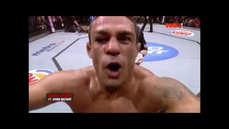 Топ 10 нокаутеров UFC / Top 10 UFC Punchers