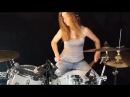 I Was Made For Lovin' You (KISS) drum cover by Sina